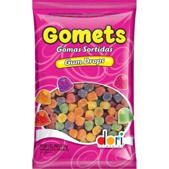 Comprar o produto de Gomets Dori em Alimentos e Bebidas pela empresa Eloy Festas em Jundiaí, SP por Solutudo