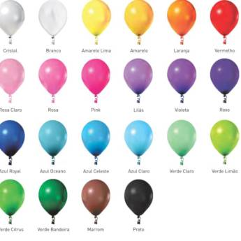 Comprar o produto de Balão 8 em Outros pela empresa Eloy Festas em Jundiaí, SP por Solutudo