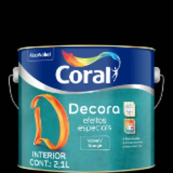 Comprar o produto de CORAL DECORA EFEITOS ESPECIAIS em A Classificar em Boituva, SP por Solutudo