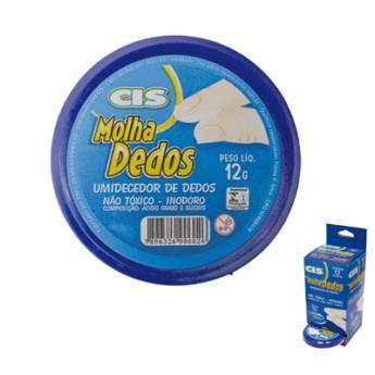 Comprar o produto de Umedecedor de Dedos Cis em Materiais Escolares pela empresa Eloy Festas em Jundiaí, SP por Solutudo