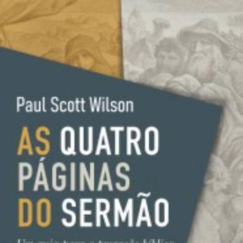 Comprar o produto de As Quatro páginas do sermão em Livros Evangélicos em Jundiaí, SP por Solutudo