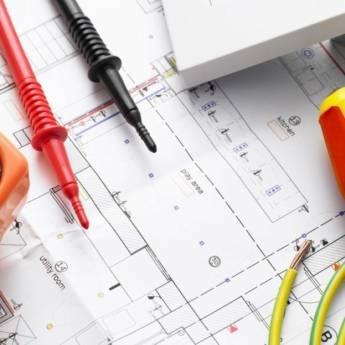 Comprar o produto de Projetos Unifilares em Projetos Elétricos em Atibaia, SP por Solutudo