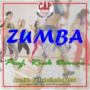 Comprar o produto de Aulas de Zumba em Aulas e Cursos Esportivos pela empresa CAF - Centro de Atividade Física em Boituva, SP por Solutudo