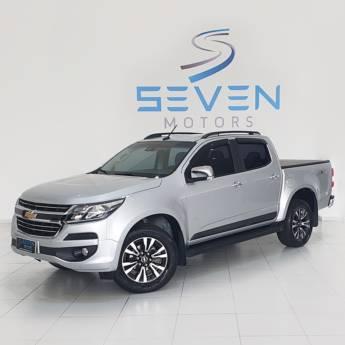 Comprar o produto de CHEVROLET S10 2.5 FLEX LTZ 4X4 CABINE DUPLA AUT. 2018/2019 em Carros em Botucatu, SP por Solutudo