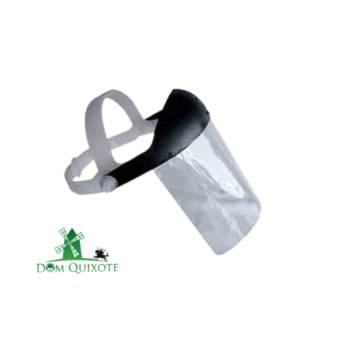 Comprar o produto de Protetor Facial Incolor com carneira em Proteção facial pela empresa Dom Quixote Equipamentos de Proteção Individual em Jundiaí, SP por Solutudo