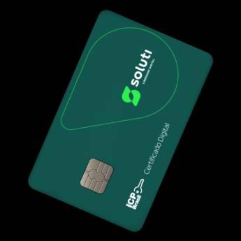Comprar o produto de E-CNPJ A3 DE 3 ANOS EM CARTÃO em Certificação Digital em Botucatu, SP por Solutudo