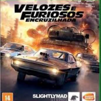 Comprar o produto de Veloses e Furiosos Encruzilhada - Xbox One em Jogos Novos em Tietê, SP por Solutudo