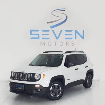 Comprar o produto de JEEP RENEGADE 1.8 16V 4P FLEX SPORT - 2015/2015 em Carros em Botucatu, SP por Solutudo