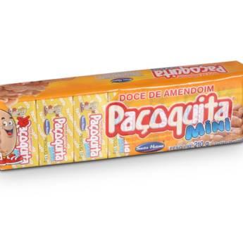 Comprar o produto de Paçoquita Mini Santa Helena em Alimentos e Bebidas pela empresa Eloy Festas em Jundiaí, SP por Solutudo