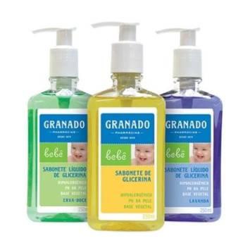 Comprar o produto de SABONETE LIQUIDO GRANADO em Líquido em Foz do Iguaçu, PR por Solutudo