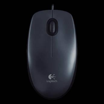 Comprar o produto de Logitech M100 Optical USB Mouse em Informática em Tietê, SP por Solutudo