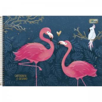 Comprar o produto de Caderno de desenho e cartografia Tilibra Aloha em Papelarias em Jundiaí, SP por Solutudo