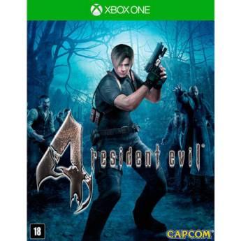 Comprar o produto de Resident Evil 4 - XBOX ONE em Jogos Novos pela empresa IT Computadores, Games Celulares em Tietê, SP por Solutudo