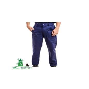 Comprar o produto de Calça de brim para uniforme  em Vestimenta de Proteção pela empresa Dom Quixote Equipamentos de Proteção Individual em Jundiaí, SP por Solutudo