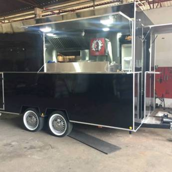 Comprar o produto de Food Truck em Outros Veículos pela empresa BODE Carretas e Engates em Tietê, SP por Solutudo