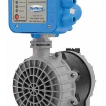 ASP12-1051 - Pressurizador com Pressostato 1/2 CV - 1''