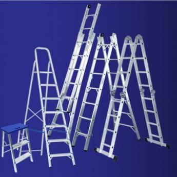 Comprar o produto de Escada de alumínio residencial e profissional em Outros em Birigui, SP por Solutudo