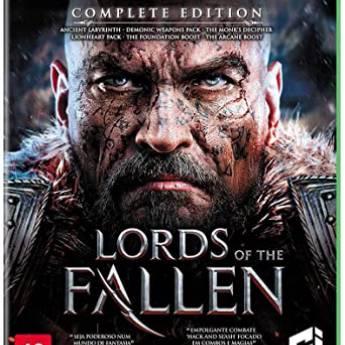 Comprar o produto de Lords of Fallen Complete Edition - Xbox One (usadO em Jogos Usados em Tietê, SP por Solutudo