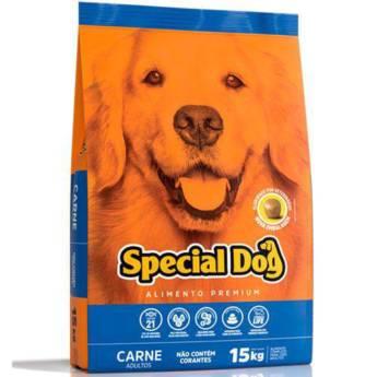 Comprar o produto de Ração p/ Cachorro Special dog SACO 15KG - DisK 014-38137555 Watzap 14 997086865 em Outras Marcas em Botucatu, SP por Solutudo