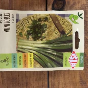 Comprar o produto de semente cebolinha verde  em A Classificar em Botucatu, SP por Solutudo