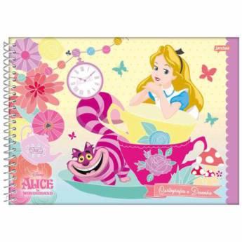 Comprar o produto de Caderno desenho e cartografia Alice Jandaia em Papelarias em Jundiaí, SP por Solutudo