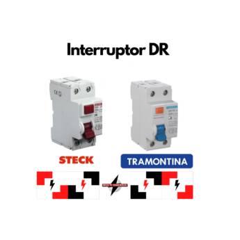 Comprar o produto de Interruptor DR em Materiais Elétricos pela empresa Multi Energia Instalações e Materiais Elétricos  em Atibaia, SP por Solutudo