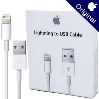 Comprar o produto de Cabo de carregamento e dados original para Iphone em iPhone em Botucatu, SP por Solutudo