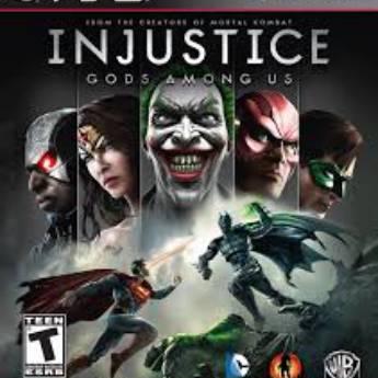 Comprar o produto de Injustice -PS3 (usado) em Jogos Usados em Tietê, SP por Solutudo
