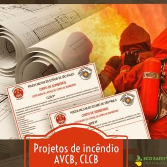 Comprar o produto de AVCB/CLCB - Licença do Corpo de Bombeiros em Segurança do Trabalho em Americana, SP por Solutudo