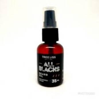 Comprar o produto de Beard Oil Hidratante para barba All Blacks da Tree liss 35 ml em Óleos para Barba em Araçatuba, SP por Solutudo