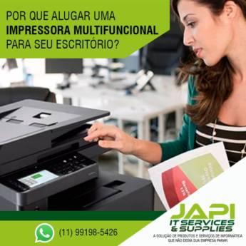 Comprar o produto de Impressoras Outsourcing em Multifuncionais em Jundiaí, SP por Solutudo