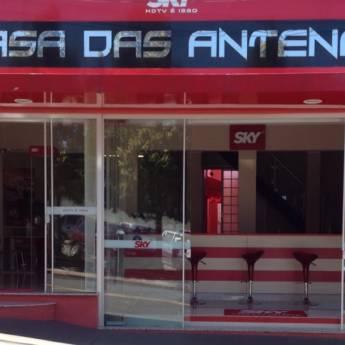 Comprar produto Pacote SKY COMBO MEDIA CENTER HD em Sky pela empresa Casa das Antenas em Botucatu, SP
