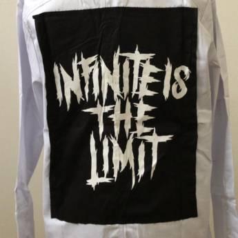 Comprar o produto de Camisa ampla com patch nas costas BOOQ em Roupas e Acessórios pela empresa Loja Ego - Moda Feminina Multimarcas em Botucatu, SP por Solutudo