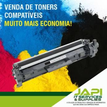 Comprar o produto de Toner original e compatível com qualidade Premium em Toners em Jundiaí, SP por Solutudo