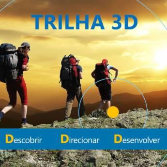 Comprar o produto de Trilha 3D - Descobrir, Direcionar e Desenvolver com o Jogo da Descoberta em Outros em Botucatu, SP por Solutudo
