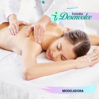 Comprar o produto de MASSAGEM MODELADORA em Massagem em Jundiaí, SP por Solutudo