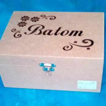 Comprar o produto de PORTA BATOM em Utilidades em Atibaia, SP por Solutudo