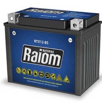 Comprar o produto de Baterias Raiom em Baterias para Motos em Americana, SP por Solutudo