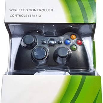 Comprar o produto de CONTROLE XBOX 360 SEM FIO em Novos pela empresa Multi Consertos - Celulares,  Informática e Vídeo Games em Botucatu, SP por Solutudo