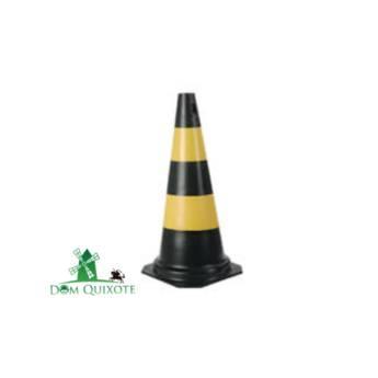 Comprar o produto de Cone Rígido para sinalização  em Sinalização pela empresa Dom Quixote Equipamentos de Proteção Individual em Jundiaí, SP por Solutudo