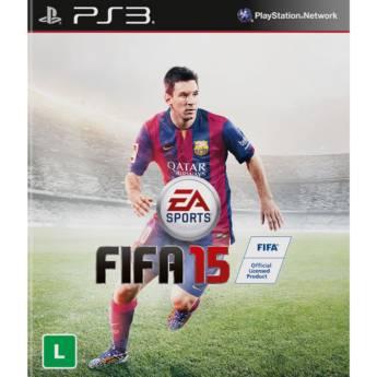 Comprar o produto de Fifa 15 - PS3 (usado) em Jogos Usados em Tietê, SP por Solutudo