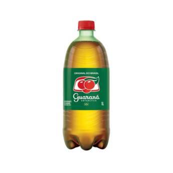 Comprar o produto de Guaraná antártica 1 litro em Bebidas em Atibaia, SP por Solutudo