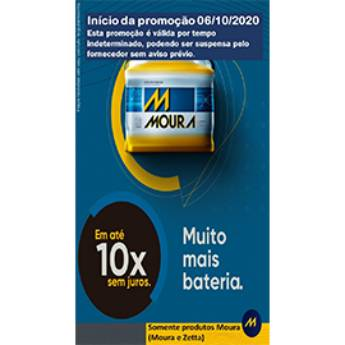 Comprar o produto de PROMOÇÃO MOURA/ZETA  em A Classificar em Americana, SP por Solutudo