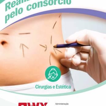 Comprar o produto de Consórcio Cirurgia Plástica / Estética em Clínicas de Estética e Beleza em Foz do Iguaçu, PR por Solutudo