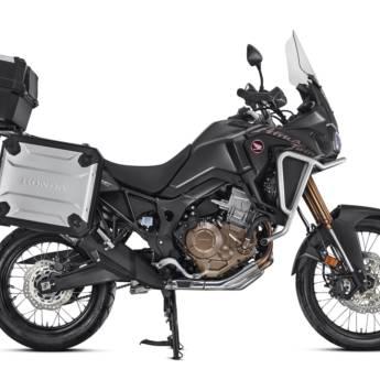 Comprar o produto de Africa Twin Adventure Sports TE em Lojas de Motos em Botucatu, SP por Solutudo