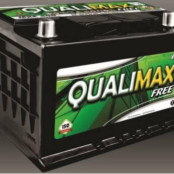 Comprar o produto de Baterias Qualimax Free em Baterias em Americana, SP por Solutudo