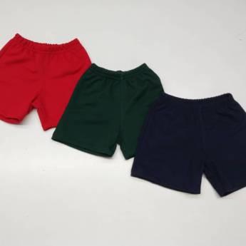 Comprar o produto de Shorts Moletom  em Uniformes em Americana, SP por Solutudo
