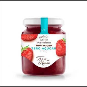 Comprar o produto de Morango em Diet /0% açúcar em Atibaia, SP por Solutudo