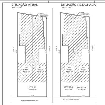 Comprar o produto de Desmembramento e Unificação de Lote em Engenharia Civil em Botucatu, SP por Solutudo