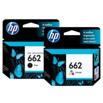 Comprar o produto de Cartucho HP INK ADVANTAGE  em Informática em Tietê, SP por Solutudo